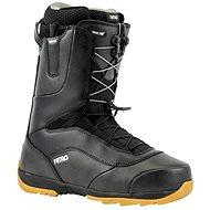 Nitro Venture TLS Black Gum veľkosť 43 1/3 EU/285 mm - Topánky na snowboard
