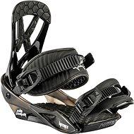 Nitro Charger Mini  Black veľkosť S - Viazanie na snowboard