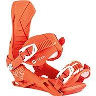 Nitro Team Red - Viazanie na snowboard