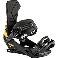 Nitro Team Speedway - Viazanie na snowboard