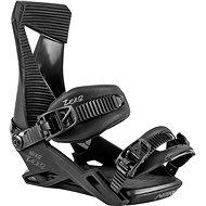 Nitro Zero Ultra Black - Viazanie na snowboard