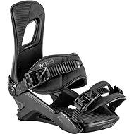 Nitro Rambler Ultra Black veľkosť L - Viazanie na snowboard