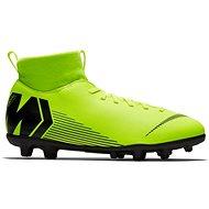 Nike Jr. Mercurial Superfly Green veľkosť 36,5 EU/227 mm - Kopačky