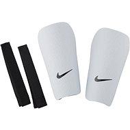 Nike J Guard biele - Futbalové chrániče