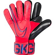 Nike Grip 3 červené veľkosť 7 - Brankárske rukavice