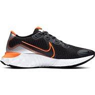 Nike Renew Run, Black/Orange