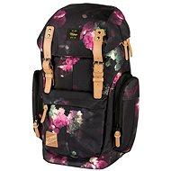 Nitro Daypacker Black Rose - Mestský batoh