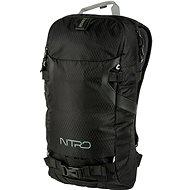 Nitro Rover 14 Jet Black - Mestský batoh