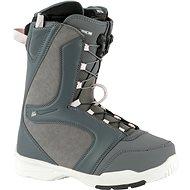 Topánky na snowboard Nitro Flora TLS Charcoal-Wht-Rose veľ. 39 1/3 EU/255 mm