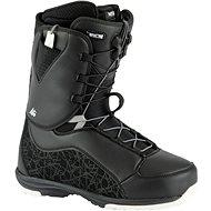 Nitro Futura TLS Black-White veľ. 37 1/3 EU/240 mm - Topánky na snowboard