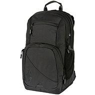 Nitro Stash 24 True Black - Mestský batoh