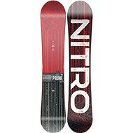 Nitro Prime Distort veľ. 155 cm - Snowboard
