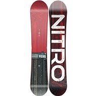 Nitro Prime Distort veľ. 158 cm - Snowboard