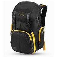 Nitro Weekender Golden Black - Mestský batoh