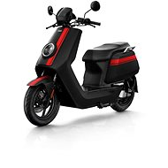 NIU NQi GTS PRO black/red stripes - Elektrický skúter
