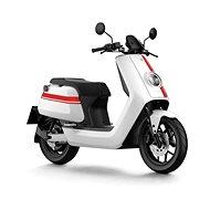 NIU NQi GTS PRO white/red stripes - Elektrický skúter