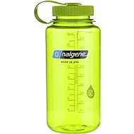 Nalgene Wide Mouth Spring Green 1000 ml - Fľaša na vodu