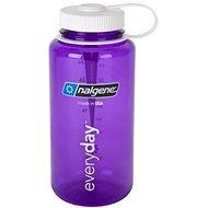 Nalgene Wide Mouth Purple 1000 ml - Fľaša na vodu