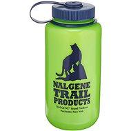 Nalgene Ultralite HDPE Wide Mouth Green 1000 ml - Fľaša na vodu