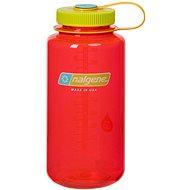 Fľaša na vodu Nalgene Wide-Mouth 1000 ml Pomegranate