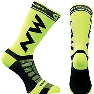 Northwave Extreme Light Pro Sock yellow/black - Ponožky