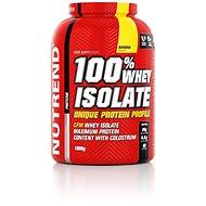 Nutrend 100 % Whey Isolate, 1800 g, banán - Proteín