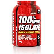 Nutrend 100 % Whey Isolate, 1800 g, čokoláda - Proteín