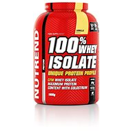 Nutrend 100 % Whey Isolate, 1800 g, vanilka - Proteín