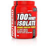 Nutrend 100 % Whey Isolate, 900 g, jahoda - Proteín