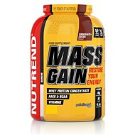 Nutrend Mass Gain, 1000g, Chocolate + Cocoa - Gainer