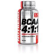 Nutrend BCAA 4:1:1, 100 tabliet - Aminokyseliny