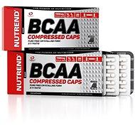 Nutrend BCAA Compressed caps, 120 kapsúl - Aminokyseliny
