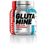 Nutrend Glutamine, 300 g, - Aminokyseliny