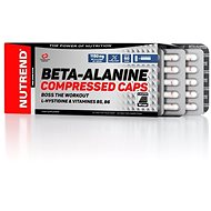 Nutrend Beta-Alanine Compressed caps, 90 kapsúl