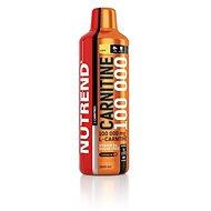 Nutrend Carnitine 100000, 1000 ml, pomaranč - Spaľovač tukov