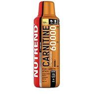 Nutrend Carnitine 60000 + Synephrine, 500 ml, žltá malina - Spaľovač tukov