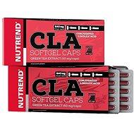 Nutrend CLA Softgel Caps, 60 kapsúl - Spaľovač tukov