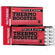 Nutrend Thermobooster Compressed caps, 60 kapsúl - Spaľovač tukov