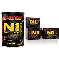 Nutrend N1 510 g, black currant + 10x17 g red orange - Food Supplement Set