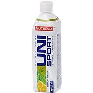 Nutrend Unisport, 1000 ml, zelený čaj a citrón - Iontový nápoj