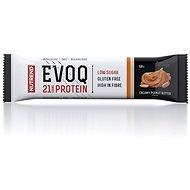 Nutrend EVOQ, 60 g, arašidové maslo - Proteínová tyčinka