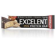 Nutrend EXCELENT protein bar, 85 g, marcipán s mandľami - Proteínová tyčinka
