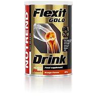 Nutrend Flexit Gold Drink, 400 g, pomaranč - Kĺbová výživa