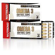Nutrend Omega 3 Softgel caps, 120 kapsúl