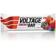 Nutrend Voltage Energy Cake, 65 g, lesné plody - Energetická tyčinka