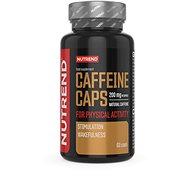 Nutrend Caffeine caps, 60 kapsúl - Stimulant