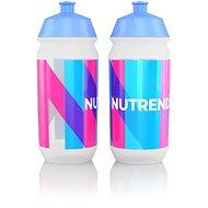 Nutrend bidon 2019, biela 500 ml - Fľaša na vodu
