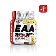 Nutrend EAA MEGA STRONG POWDER, 300 g, pomeranč a jablko - Aminokyseliny