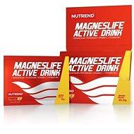 Nutrend Magneslife Active Drink, 10× 15 g, citrón