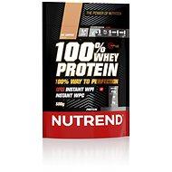 Nutrend 100 % Whey Protein, 500 g, Ľadová Káva - Proteín